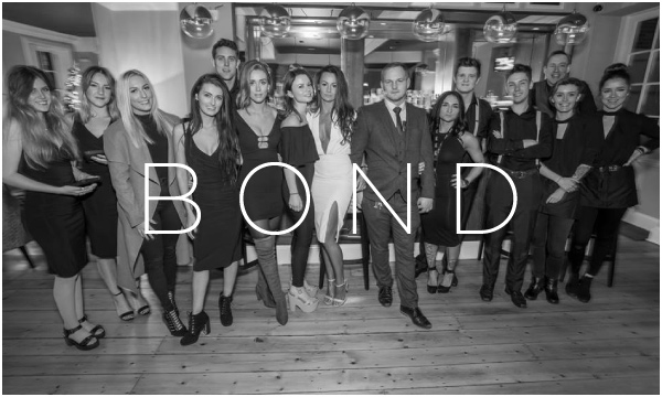WELCOME TO BOND NORWICH